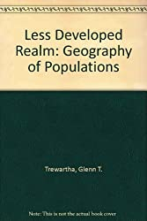 Less Developed Realm: Geography of Populations