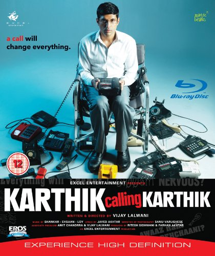 Image result for karthik calling karthik poster
