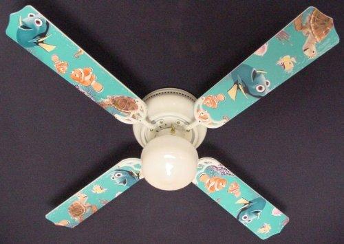Ceiling Fan Designers Ceiling Fan, Finding Nemo, 42