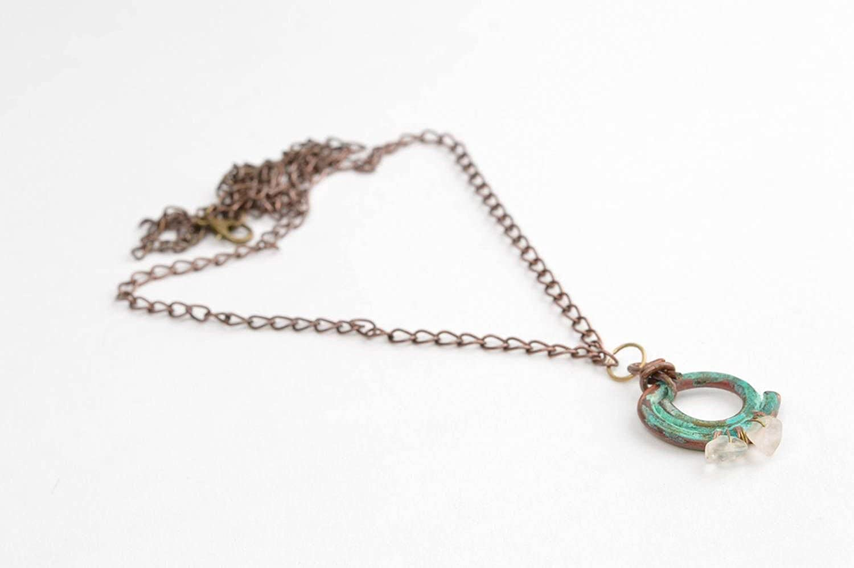 Handmade Pendant Designer Accessory Unusual Pendant for Women Gift Ideas