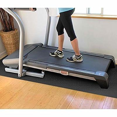 "Apache Mills Treadmill / Elliptical Mat 36"" x 90"", 3/8"" extra thick mat"