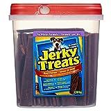 Jerky Treats Beef Flavour No Wheat Formula Dog Snacks 1.58kg