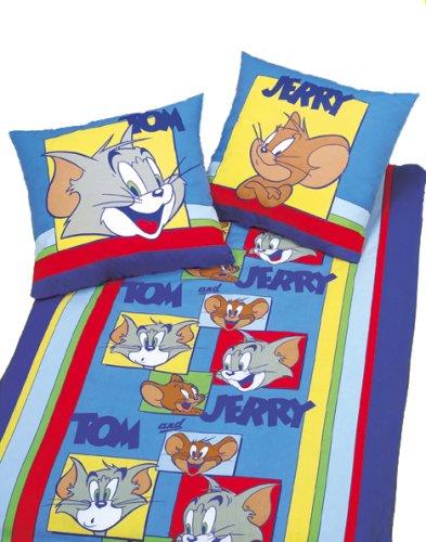 Herding 461262050 Bettwsche Tom Jerry Kids Best Gre 80