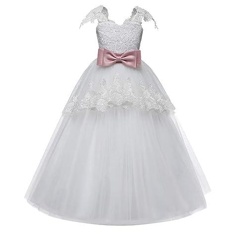 3c4e76857e Vestito Abito per Bambino Ragazza Bambina Principessa Natale Partito Compleanno  Bambini Vestito Carnevale Bambina Abiti Principessa
