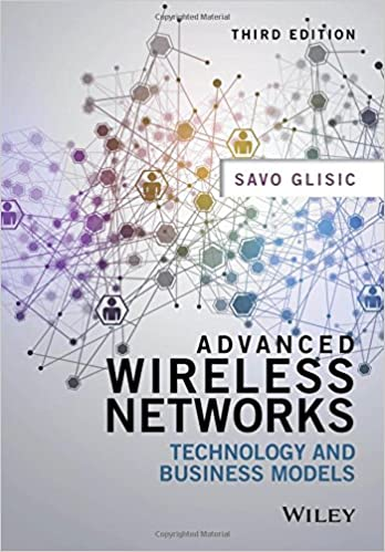 Book Advanced Wireless Networks: Technology and Business Models