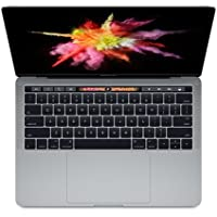 Apple MacBook Pro 15 with Touch Bar: 3.1GHz quad-core Intel Core i7, 1TB - Space Gray (Mid 2017)ITALIAN KEYBOARD