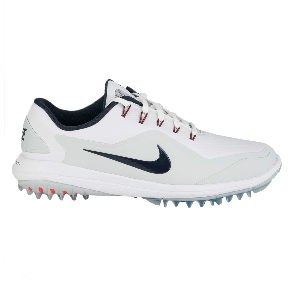 d0e531f3309d Galleon - NIKE Men s Lunar Control Vapor 2 Golf Shoes White Thunder Blue  10.5