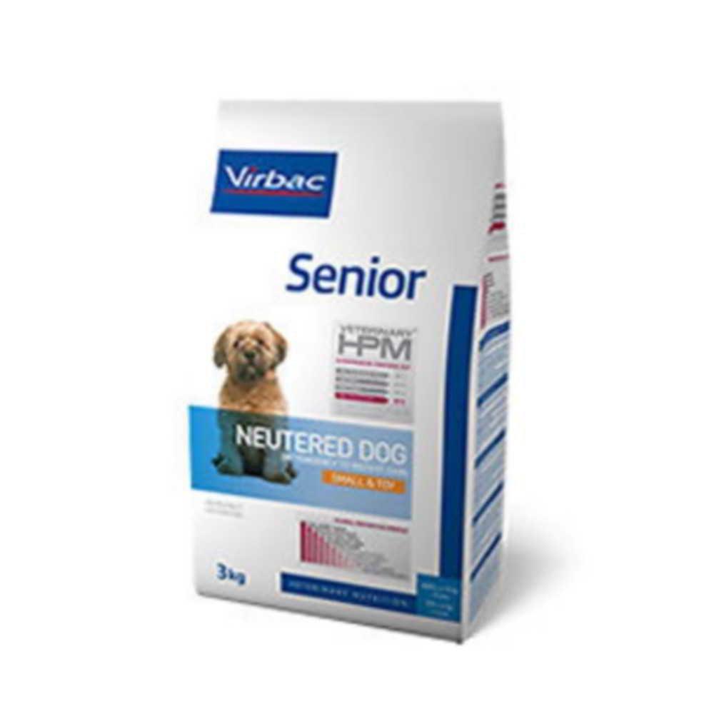 Virbac Veterinary HPM Senior Neutered Small & Toy Dog 1.5 kg