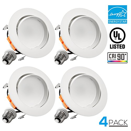 Recessed Retrofit Downlight Directional UL listed product image