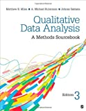 Qualitative Data Analysis : A Methods Sourcebook, Miles, Matthew B. and Huberman, A. Michael, 1452257876