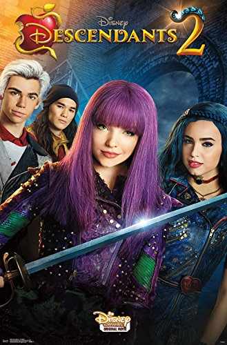 Trends International Wall Poster Descendants 2 One Sheet, 22.375