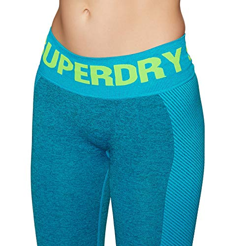 Seamless Verde Superdry Leggings Donna Active nBw4Ozqv1