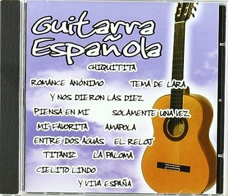 Guitarra Española: Alex Blanco: Amazon.es: Música