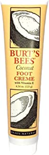 product image for Foot Creme, Coconut, 4.34 oz, 2 pk
