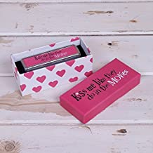 """The Bright Side ~ Lipstick Case/Holder - """"Kiss Me Like In The Movies"""""""