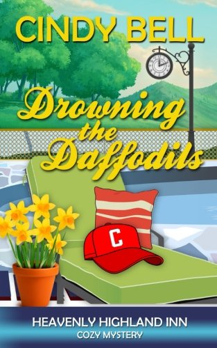 book cover of Drowning the Daffodils