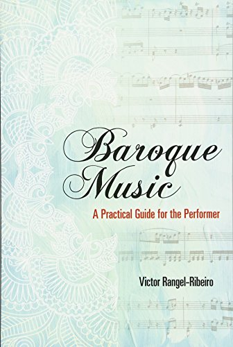 performance practice of baroque vocal technique This book introduces the issues of historical performance practice as they relate to singers and vocal repertoire it also investigates the elements that contribute to the style in which an individual work of music, from a specific period and by a particular composer, should be sung.