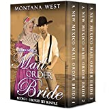 NEW RELEASE - A New Mexico Mail Order Bride Boxed Set Bundle