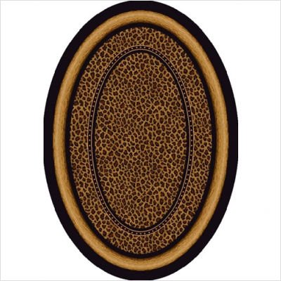 Signature Zambia Onyx Oval Rug Size: Oval 5'4