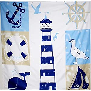 51Wi1Eaz9SL._SS300_ 100+ Nautical Anchor Decorations and Decor