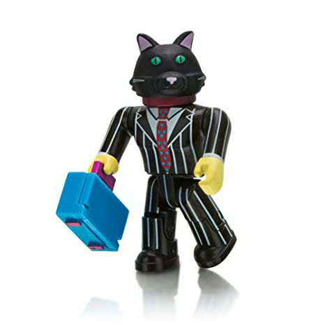 Roblox Series 1 Celebrity Collection Action Figure Mystery Box + Virtual  Item Code 2 5 (Buisness Cat)