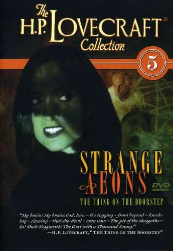 The H.P. Lovecraft Collection, Vol. 5: Strange Aeons by H.P. Lovecraft Collection®