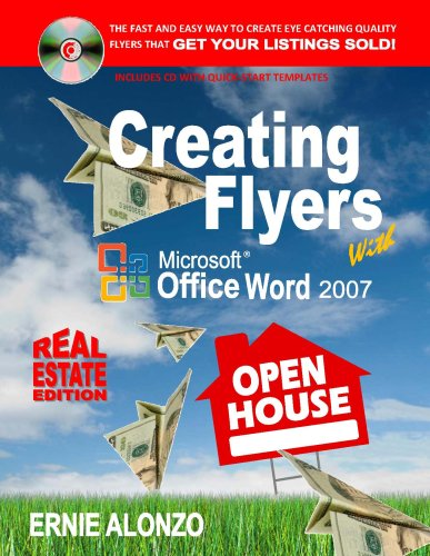creating flyers with microsoft word 2007 real estate edition