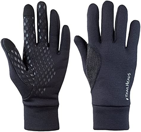 TrailHeads Mens Running Gloves Touchscreen product image