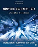 img - for Analyzing Qualitative Data: Systematic Approaches book / textbook / text book