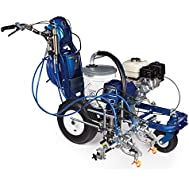 Graco LineLazer V 5900 HP Automatic - Airless Paint Line Striper 2-Guns, 1-Automatic - With GREEN LASER GUIDANCE...