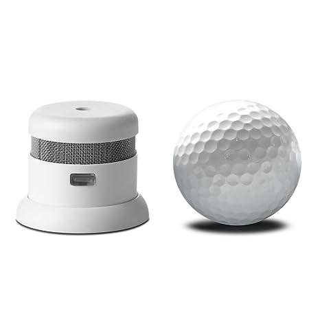 Myfox TA4015 Sensor infrarrojo pasivo (PIR) Inalámbrico Pared Blanco detector de movimiento - Sensor de movimiento (Sensor infrarrojo pasivo (PIR), ...