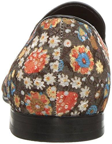 Giorgio Brutini Mens Corso Loafer Orange/brown/red/floral