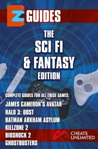 EZ Guides: The SciFi / Fantasy Edition
