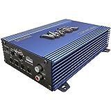 Lanzar WDN800.2D Wrath Series 800 Watt Compact Class-D 2-Channel Full Range Amplifier with Bass Boost Control