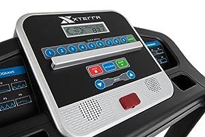 XTERRA TR150 Treadmill, Black