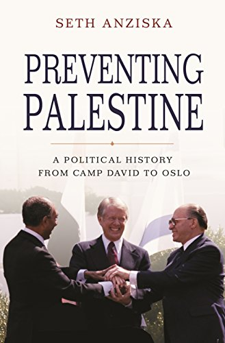 Image of Preventing Palestine: A Political History from Camp David to Oslo