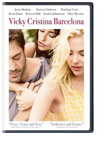 DVD : Vicky Cristina Barcelona (, Widescreen)