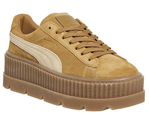 Fenty Suede Puma X Blu Cleated Rihanna Creeper Shoes Womens qgwaWxEq