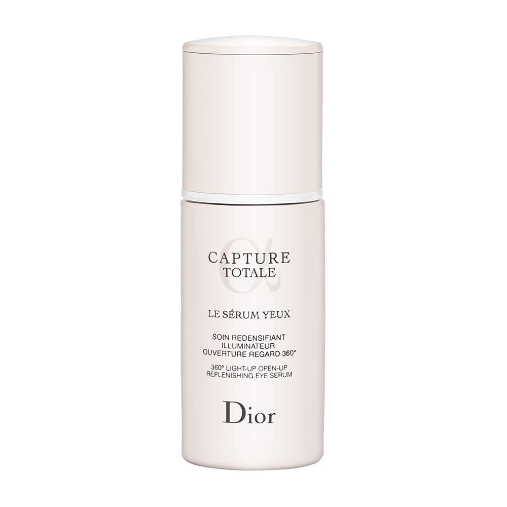 Amazon.com : Christian Dior Capture Totale 360 Light-Up Open-Up  Replenishing Eye Serum, 0.5 Fluid Ounce : Beauty