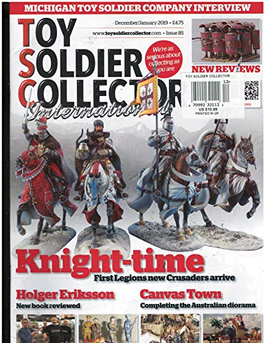 (Toy Soldier Collector Magazine December 2018 January 2019)