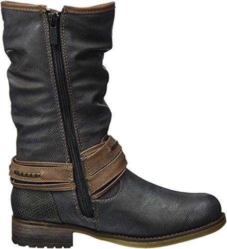 Mustang Grey Grey 1139 Graphit Boots 624 Women's 259 259 zgXrwzaq