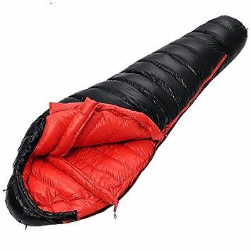 Saco de dormir de terciopelo zhudj adulto Otoño y Invierno acampar al aire libre viaje interior del almuerzo grueso grueso cálido cuatro estaciones, ...