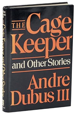 book cover of The Cage Keeper