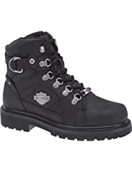 Harley-Davidson Womens Ester Motorcycle Riding Boots