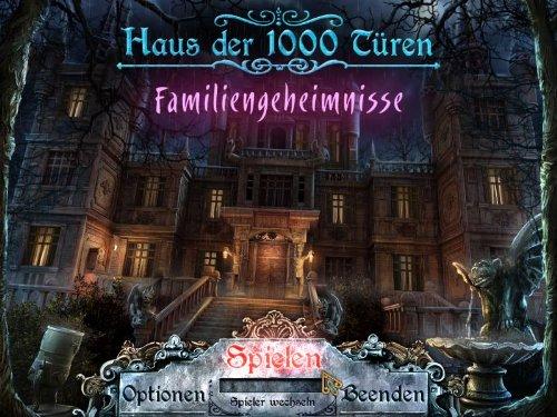 Haus Der 1000 Türen Familiengeheimnisse Pc Spiel Amazonde Games
