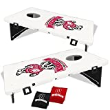 Baggo 1608 University of Wisconsin Badgers Complete Baggo Bean Bag Toss Game