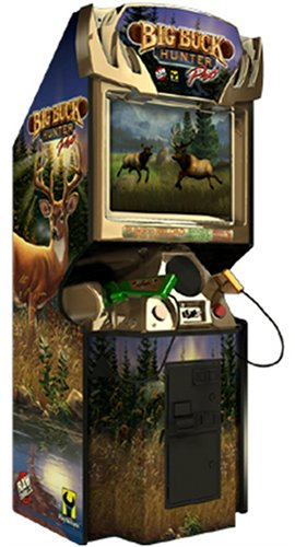 Imperial Big Buck Hunter Pro Hunting Video Arcade Game