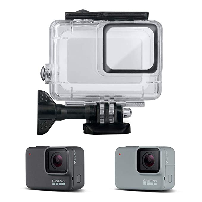 Amazon.com: Teepao Gopro Housing Case for GoPro Hero7 Silver ...