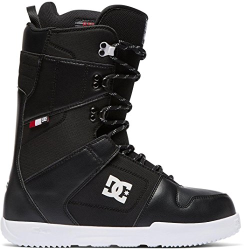 DC Phase Snowboard Boots Black Mens Sz 11
