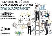 Plano de negócios com o modelo canvas-guia prático de aval.de ideias de negócio a partir de exemplos: Guia Prático de Avalia